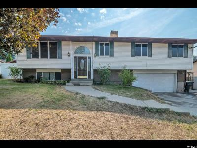 Orem Single Family Home For Sale: 339 S 1015 W