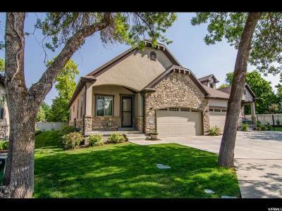 Holladay Single Family Home For Sale: 1833 E Holladay Farm Ln S