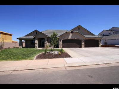 St. George Single Family Home For Sale: 2947 Horseman Park Dr