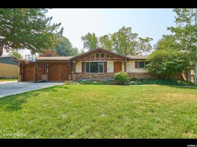 Sandy Single Family Home For Sale: 418 E 8180 S