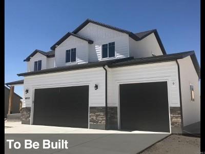 Eagle Mountain Single Family Home For Sale: 4061 E Barton Creek Cir
