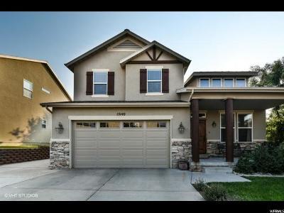 Draper Single Family Home For Sale: 15140 Silkwood Ct