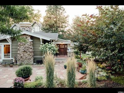 Salt Lake City Single Family Home For Sale: 1410 E Butler Ave