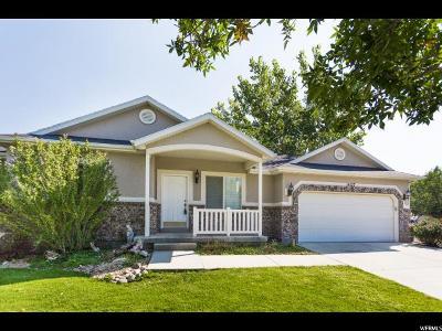 Herriman Single Family Home For Sale: 14127 S Prospero Ln