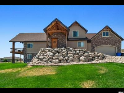 Tremonton Single Family Home For Sale: 1225 N Country View Dr W