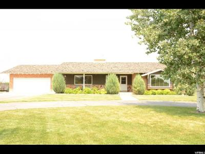 Providence Single Family Home For Sale: 1926 S Highway 165 W