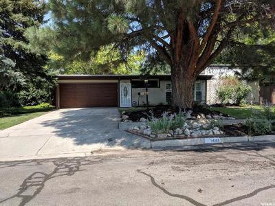 Sandy Single Family Home For Sale: 1437 E 8850 S