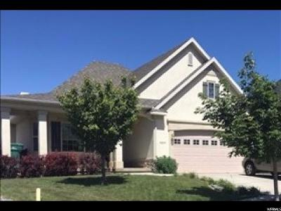 Lehi Single Family Home For Sale: 4301 N Chestnut Oak Dr