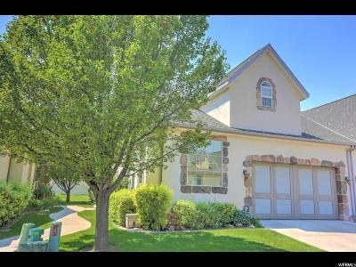 Spanish Fork Single Family Home For Sale: 3034 E Somerset