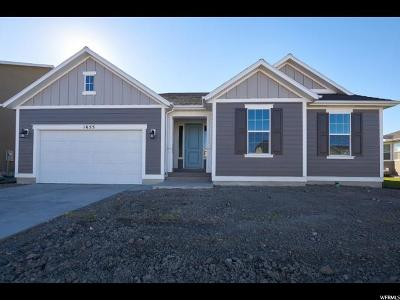 Lindon Single Family Home For Sale: 1655 W Brookview Dr