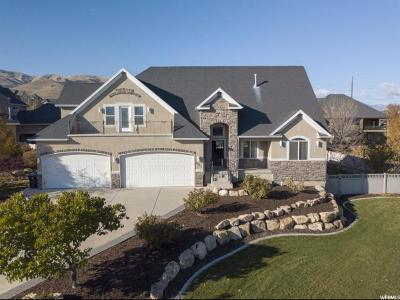 Saratoga Springs Single Family Home For Sale: 2287 S Wesson Dr W