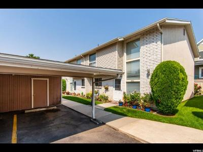 Sandy Condo For Sale: 7861 S Harvel Dr #7861