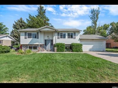 Sandy Single Family Home For Sale: 2385 E Woodchuck Way