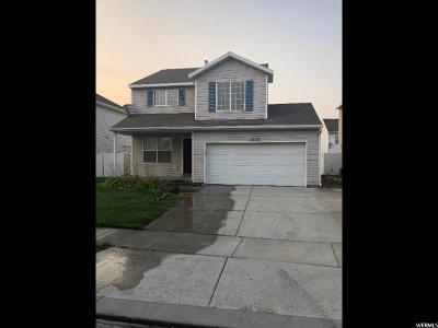 Springville Single Family Home For Sale: 1372 W Dunmore Dr