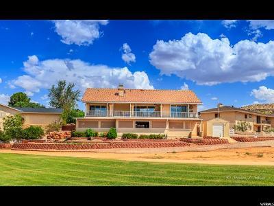 St. George Single Family Home For Sale: 2984 S Dogwood Cir
