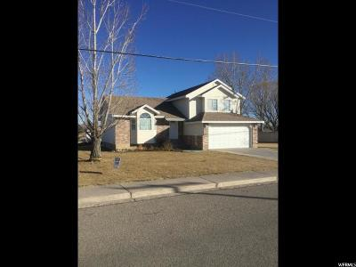 Green River UT Single Family Home For Sale: $239,900