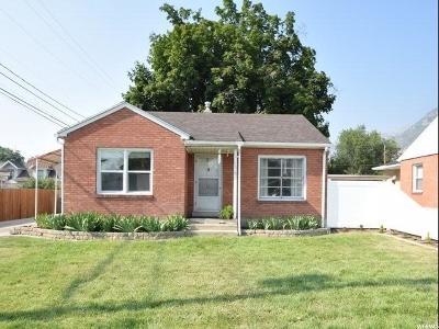 Provo Single Family Home For Sale: 943 E 360 S