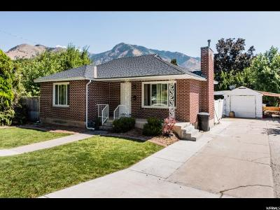 Nibley Single Family Home For Sale: 1010 E Canyon Rd