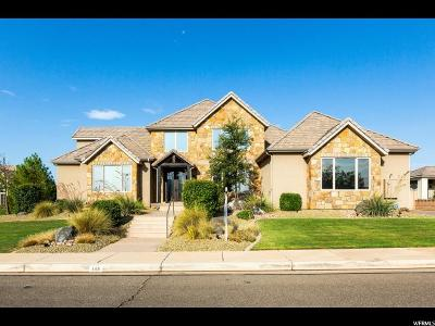 St. George Single Family Home For Sale: 148 S Eastridge Dr