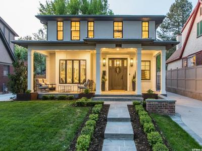 Salt Lake City Single Family Home For Sale: 1785 E Michigan Ave S