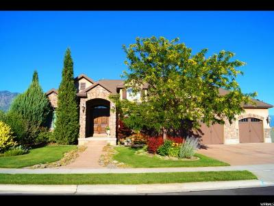 Highland Single Family Home For Sale: 11596 N Sunset Hills Dr