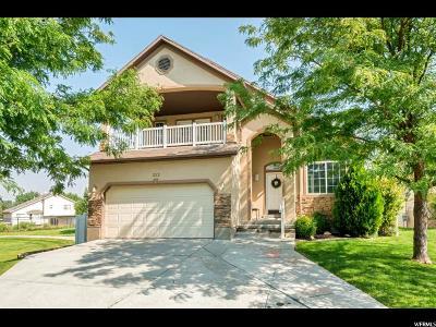 Draper Single Family Home For Sale: 312 W Beverlee Ann Dr