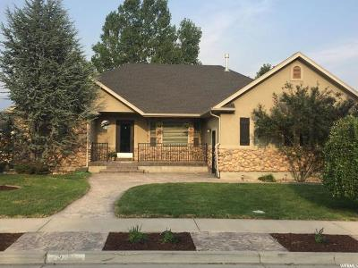 Lehi Single Family Home For Sale: 2408 N 1200 E