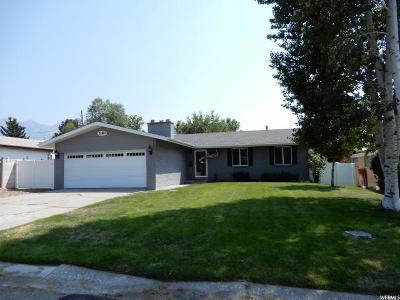 Salt Lake City Single Family Home For Sale: 2180 E Vimont Ave S