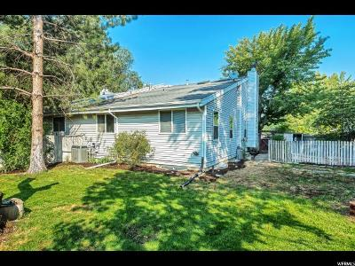 Sandy Single Family Home For Sale: 786 E Village Cir