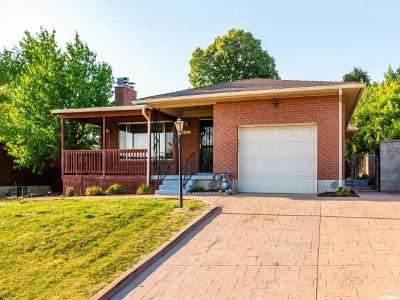 Salt Lake City Single Family Home For Sale: 2411 E Kensington Ave