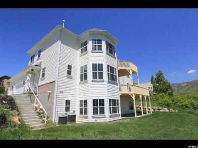 Salt Lake City Single Family Home For Sale: 672 N Pioneer Fork Rd E