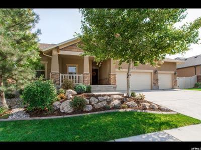 Riverton Single Family Home For Sale: 3107 W Rockbridge Dr