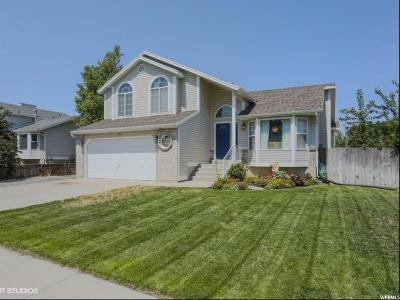 Salt Lake City Single Family Home For Sale: 5950 Clover Creek Ln