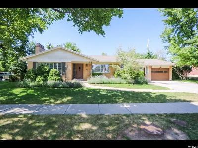 Salt Lake City Single Family Home For Sale: 2005 E Logan Ave S