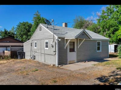 Payson Single Family Home For Sale: 535 E 400 S