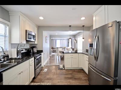 Salt Lake City Single Family Home For Sale: 235 E Burton Ave