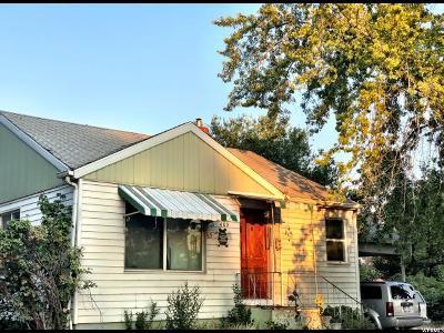 Pleasant Grove Single Family Home For Sale: 405 S 300 E