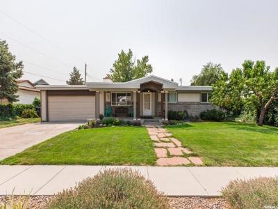 Sandy Single Family Home For Sale: 540 E 9120 S