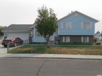 Spanish Fork Single Family Home For Sale: 401 S 1480 E