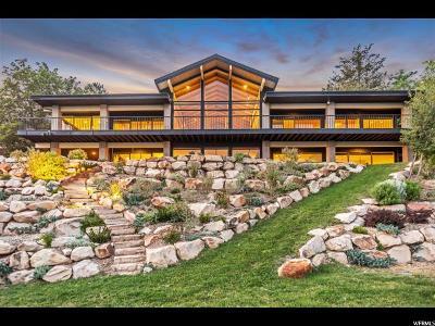 Salt Lake City Single Family Home For Sale: 1256 E Chandler Cir N