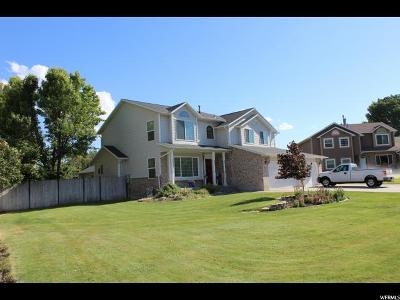 Riverton Single Family Home For Sale: 2869 W 12075 S