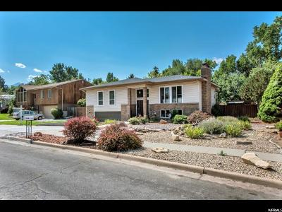 Holladay Single Family Home For Sale: 1580 E Spring Run Dr S