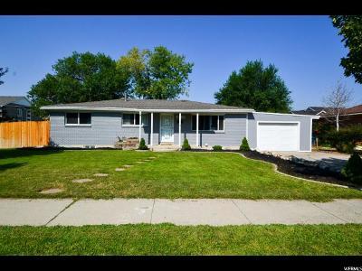 Sandy Single Family Home For Sale: 9106 S 400 E