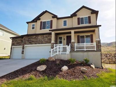 Saratoga Springs Single Family Home For Sale: 3141 S Deer Meadow Dr