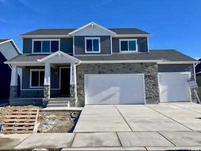 Eagle Mountain Single Family Home For Sale: 7312 N Honey Field Way E