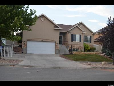 West Jordan Single Family Home For Sale: 7152 W 8170 S