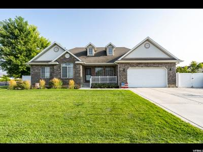 Payson Single Family Home For Sale: 615 W 1450 S