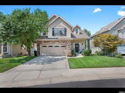Sandy Single Family Home For Sale: 9104 S Enchanted Oak Ln