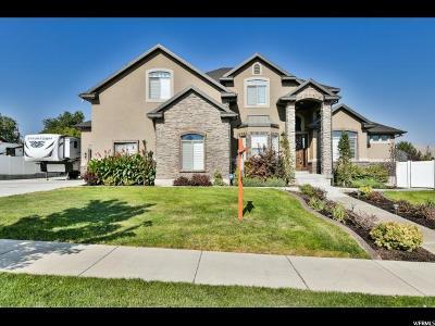 Herriman Single Family Home For Sale: 13852 S Ken Cv W