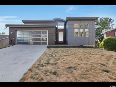 Salt Lake City Single Family Home For Sale: 1924 S Broadmoor St E